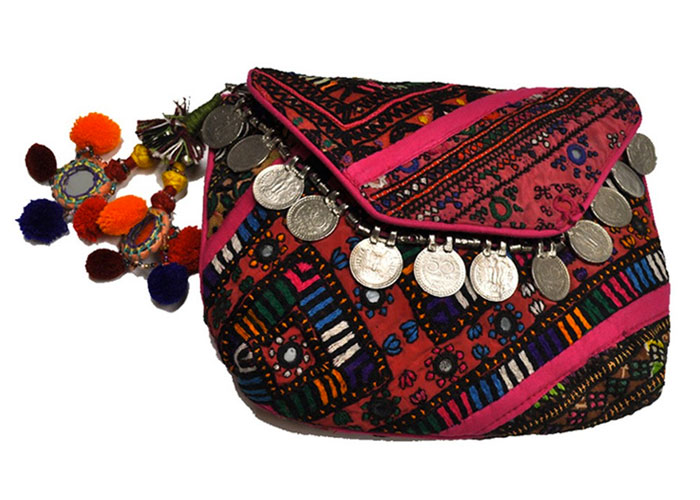 Ethnic Handbags by Gypsy05 - Pushkar Cosmetic Bag