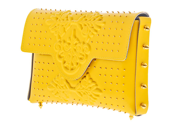 Embossed PVC Clutches and Bags from MeDusaBrand