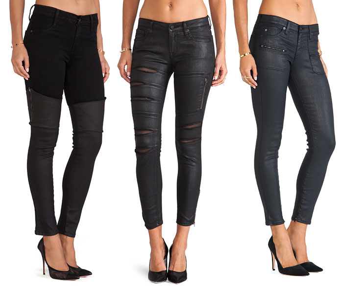 Black Denim is Anything but Dull