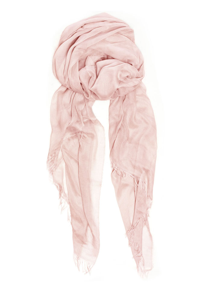 Breast Cancer Awareness Scarf by Joe's Jeans