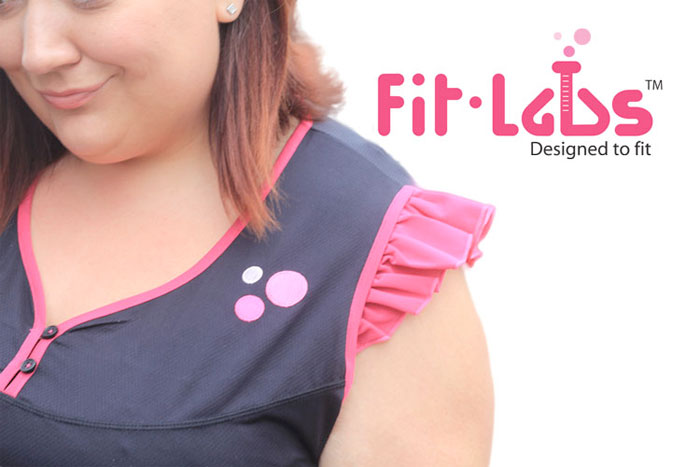 Replaceable Plus Size Workout Apparel by Fit-Labs