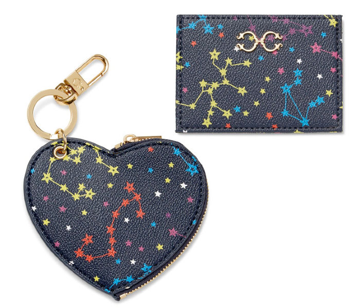 Seeing Stars with C. Wonder - Card Case and Zip Pouch Key Fob
