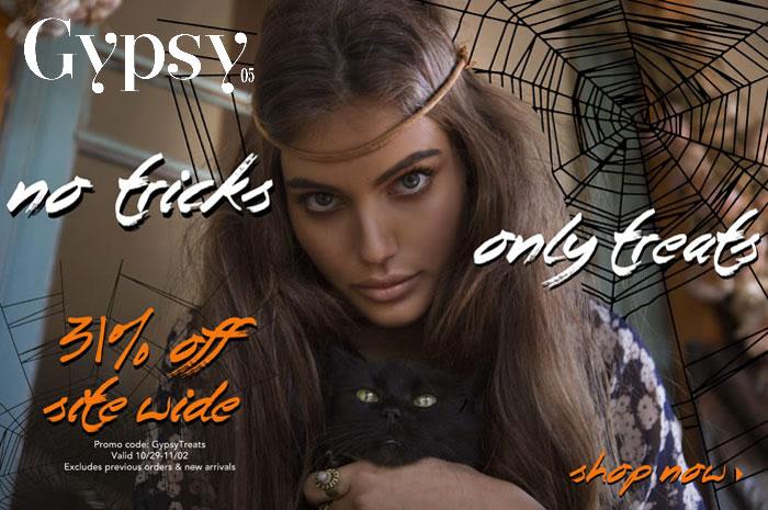 Happy Halloween!! - Gypsy05