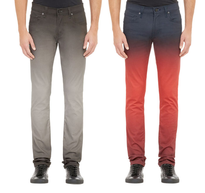 Rob Pruitt and J Brand Collaboration - Men's Jeans