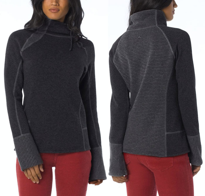 The prAna Lucia Sweater - Gravel