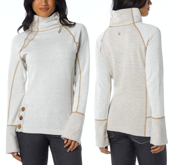 The prAna Lucia Sweater - Winter