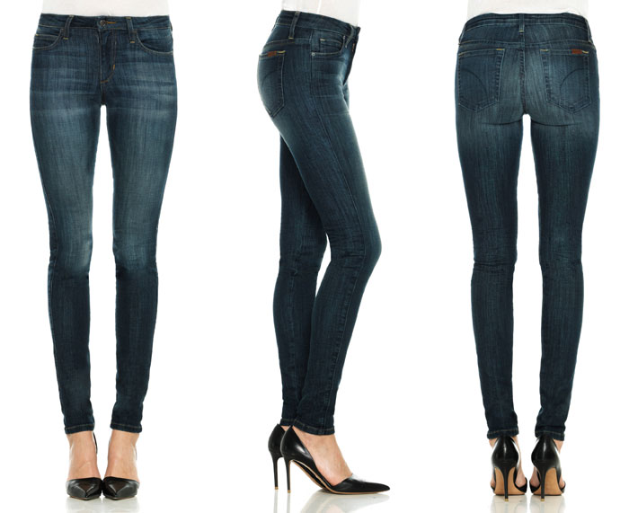 Stay Warm this Winter with Joe's Jeans Farenheit - Retta Skinny