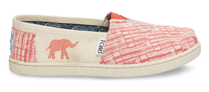 The TOMS Animal Initiative - Red Elephant