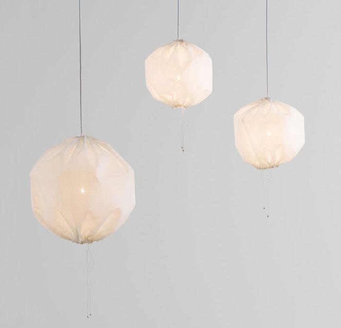The Kuu Lamp by Kerstin Sylwan & Jenny Stefansdotter