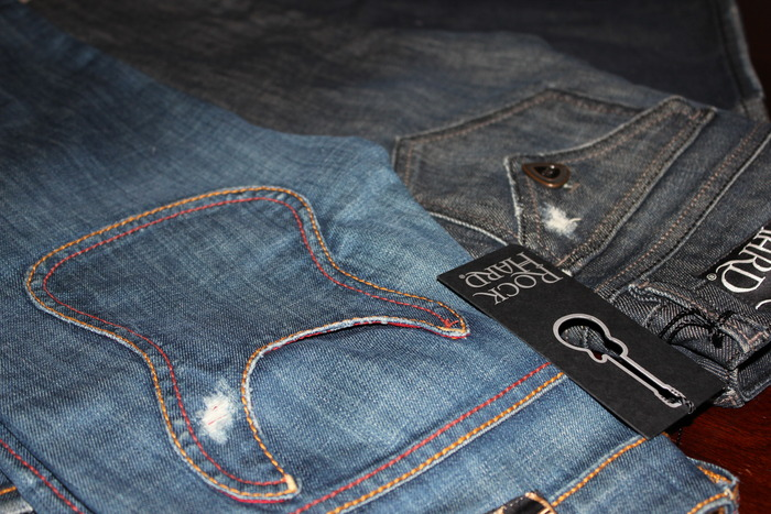 Rock Hard Premium Denim on Kickstarter