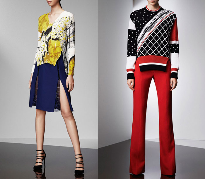 Pre Fall 2015 Prabal Gurung at Moda Operandi
