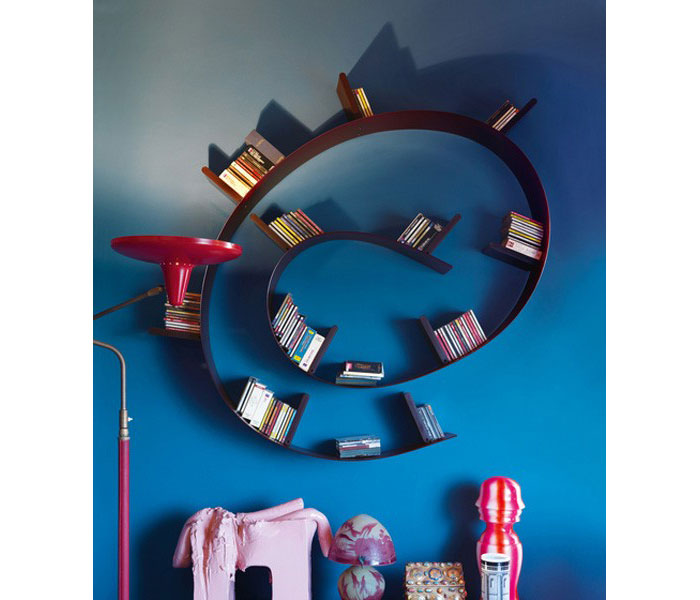 Bookworm by Kartell Shelving