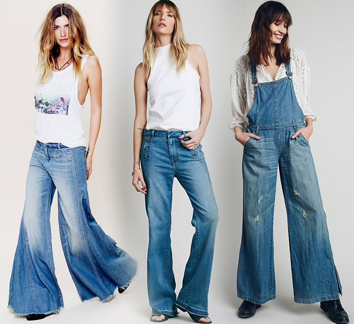 Return of the Flares at Free People