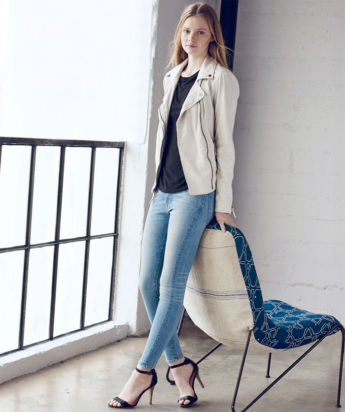 Lucky Brand Introduces Italian Denim