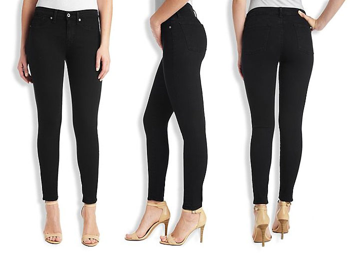 Lucky Brand Introduces Italian Denim - Brooke Legging