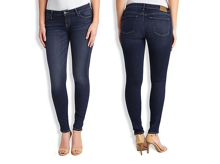 Lucky Brand Introduces Italian Denim - Lolita Curvy Skinny