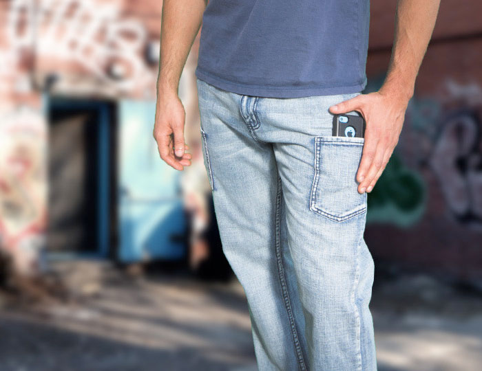 JLeer Challenges the Classic 5 Pocket Jean - Men's Image