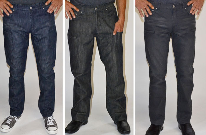 JLeer Challenges the Classic 5 Pocket Jean - Men's Styles