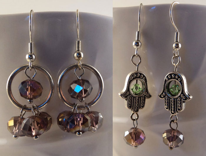 Handmade Jewelry by As The Raven Flies