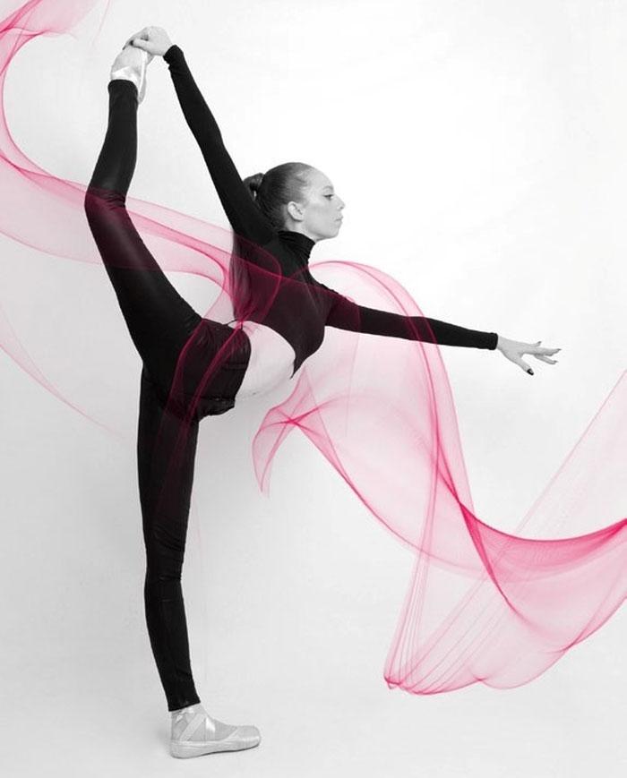 Denim vs the Activewear Industry Editorial on Denimology - James Twiggy Dancer