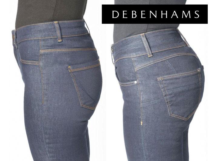 Four New Innovative Denim Brands - Debenhams