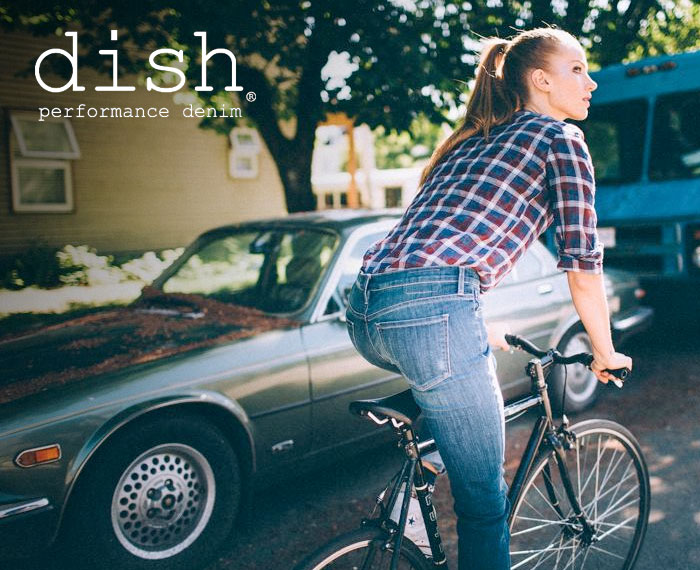 Four New Innovative Denim Brands - Dish Jeans