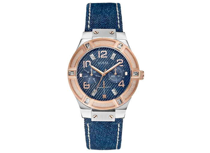 Denim Beyond Jeans - Guess Watch