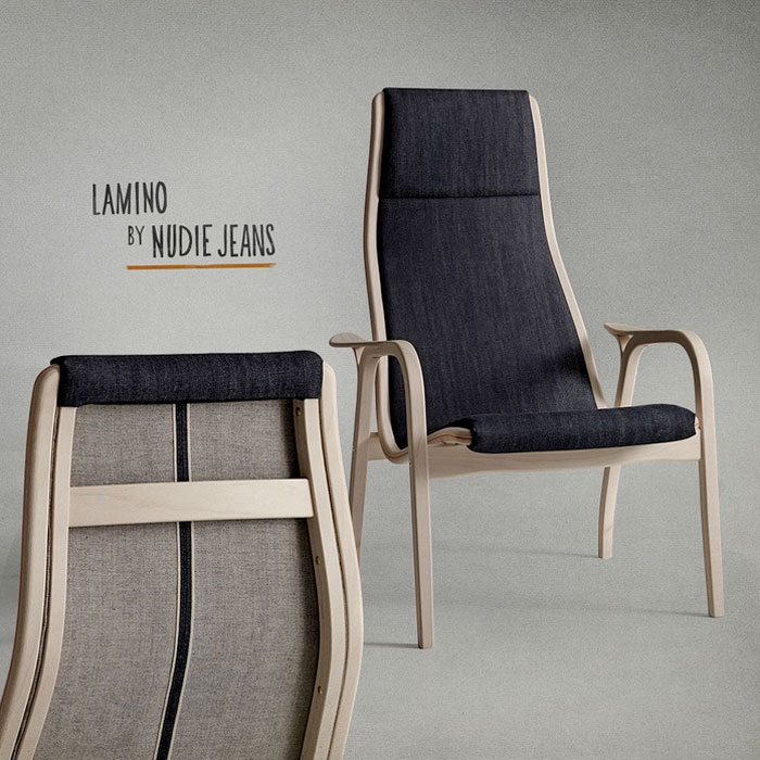 Denim Beyond Jeans - Nudie Lamino
