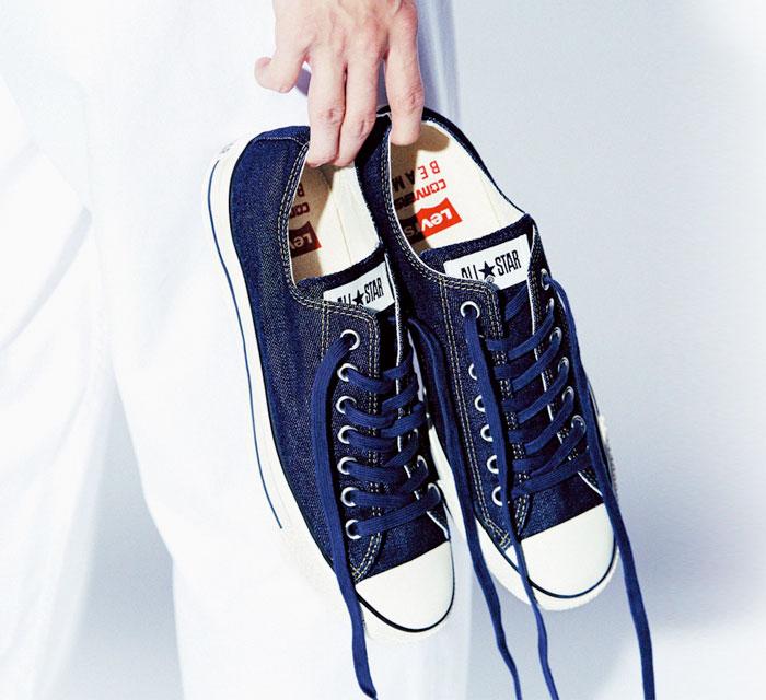 Denim Beyond Jeans - Levi's x Converse