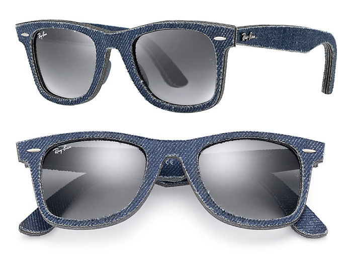 Denim Beyond Jeans - Ray Ban Wayfarer