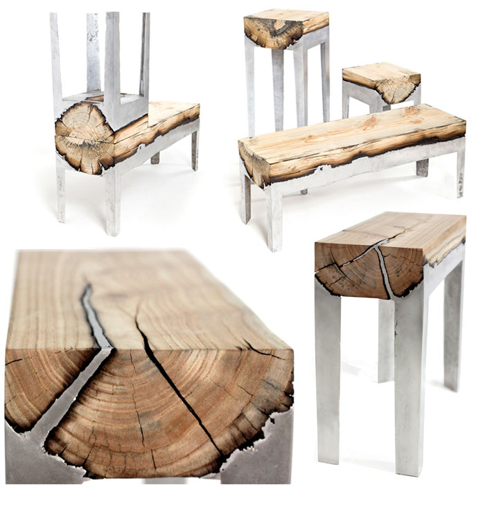 Natural Wood Home Decor - Hilla Shamia