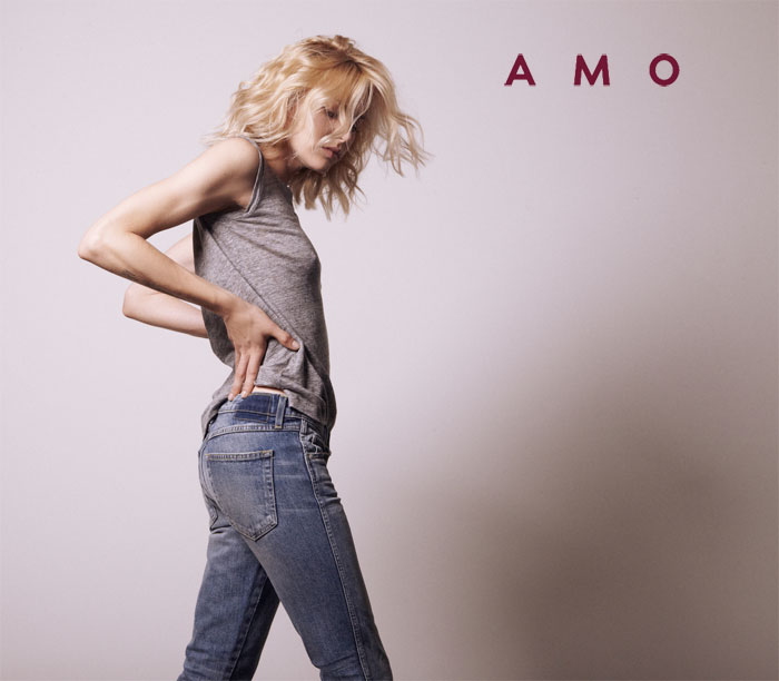 A Love for Animals and Vintage Denim by AMO