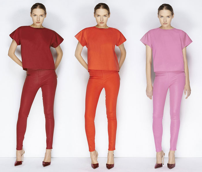 Giambattista Valli X 7 For All Mankind - Colors
