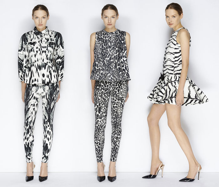 Giambattista Valli X 7 For All Mankind - Prints