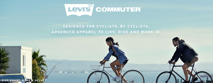 Levi's Commuter Apparel and Schwinn Giveaway