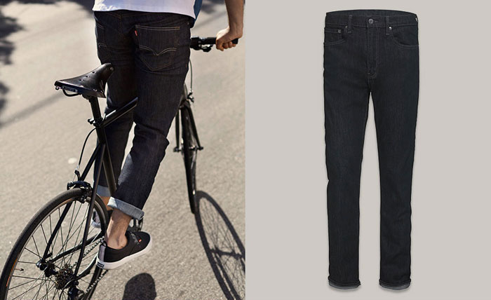 Levi's Commuter Apparel and Schwinn Giveaway - Men's Commuter™ 511™ Slim Fit Jeans
