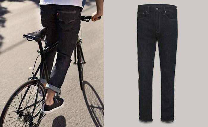 Levi's Commuter Apparel and Schwinn Giveaway - Men's Commuter™ 511™ Slim Fit Jeans