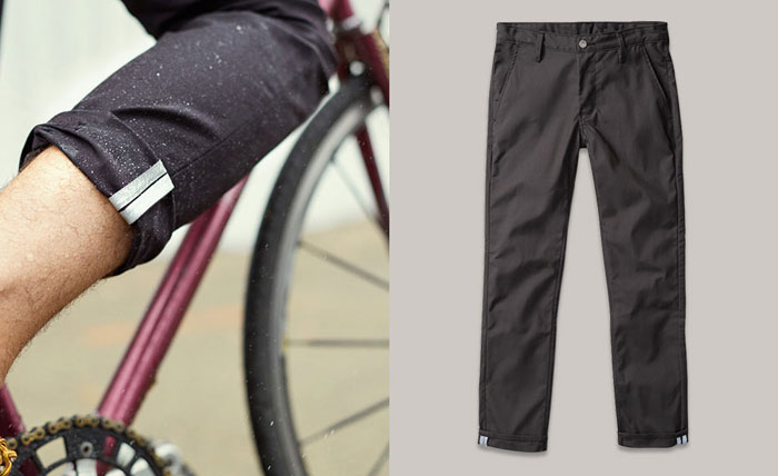 Levi's Commuter Apparel and Schwinn Giveaway - Men's Commuter™ 511™ Slim Fit Trouser