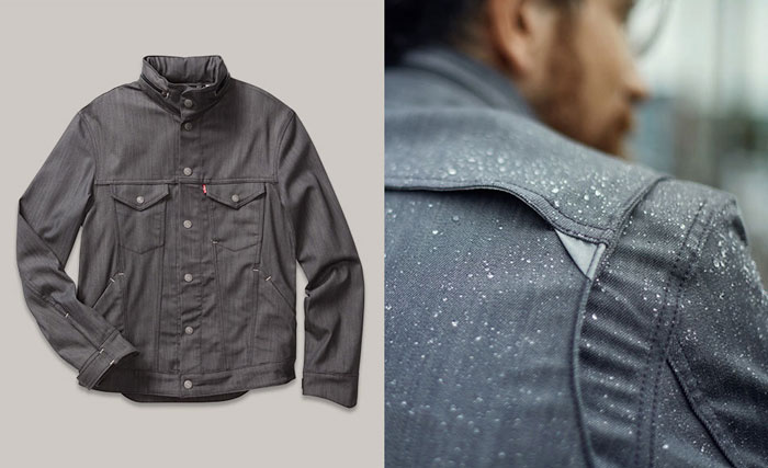 Levi's Commuter Apparel and Schwinn Giveaway - Men's Trucker Jacket