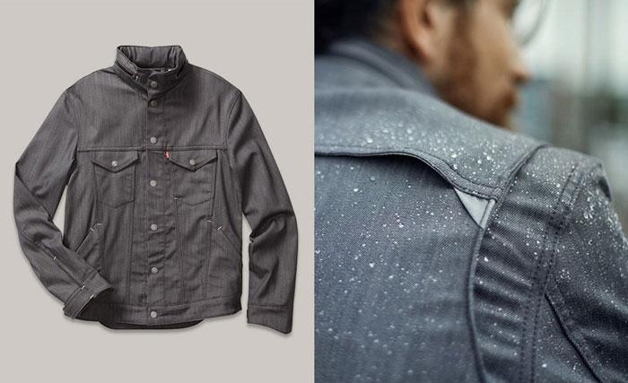 Levi's Commuter Apparel and Schwinn Giveaway - Men's Trucker Jacket