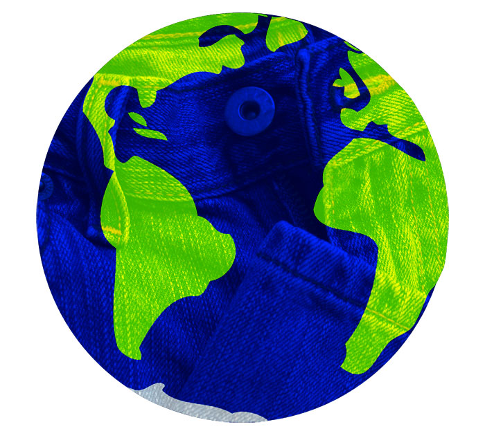 Eco Friendly Denim for Earth Month
