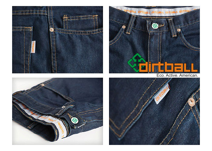 Eco Friendly Denim for Earth Month - Dirtball
