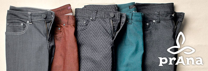 Eco Friendly Denim for Earth Month - prAna