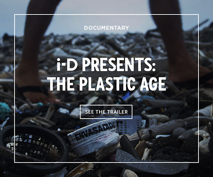 i-D and G-Star Raw Present The Plastic Age Documentary
