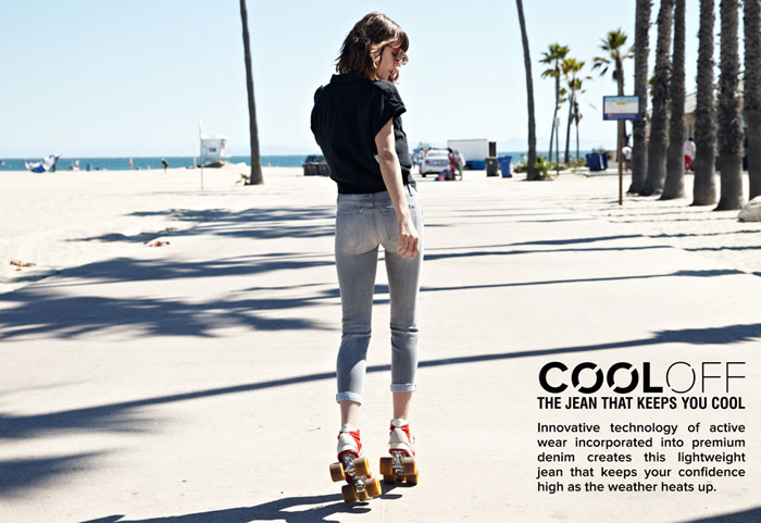 Stay Cool This Summer with Joe's Jeans Cool Off