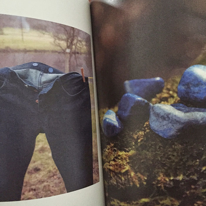 British Label Blaak Releases Crystal Infused Jeans - Blog