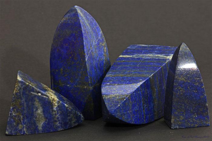British Label Blaak Releases Crystal Infused Jeans - Lapis Lazuli