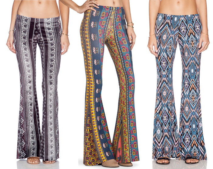 Currently Crushing on Bell Pants