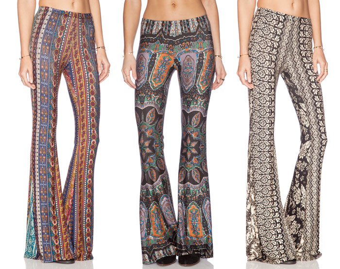 Currently Crushing on Bell Pants - Novella Royale