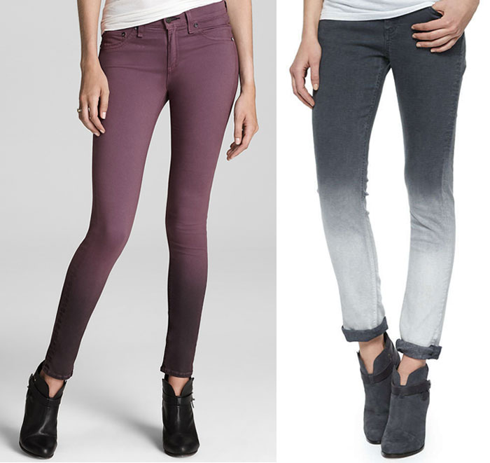 Currently Craving Ombre Jeans from Rag & Bone